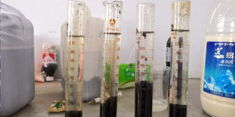 山西介休某焦化厂使用聚合氯化铝成功方案