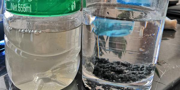 9.3号登封某洗涤公司使用水处理絮凝剂现
